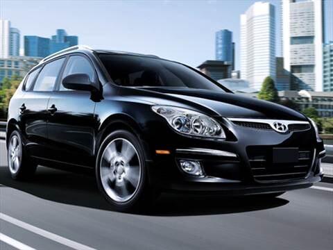 2011 Hyundai Elantra Touring GLS Wagon 4D  photo