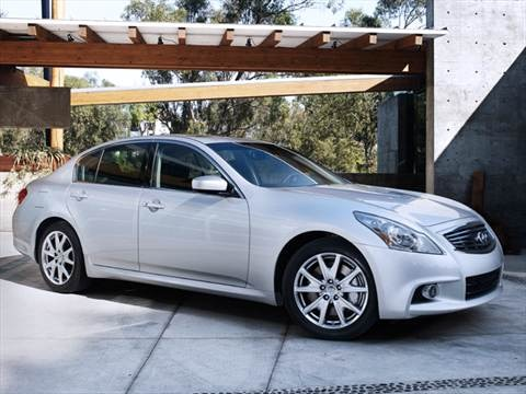 2011 Infiniti G25x Sedan 4D Pictures and Videos - Kelley ...