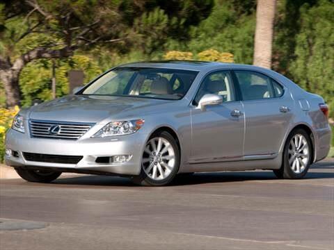 2011 Lexus LS LS 460 Sedan 4D  photo