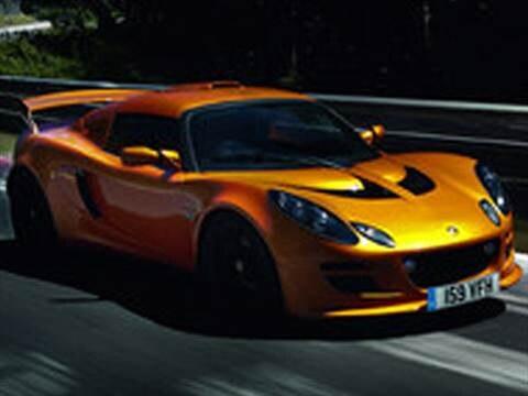 2011 Lotus Exige S240 Coupe 2D  photo