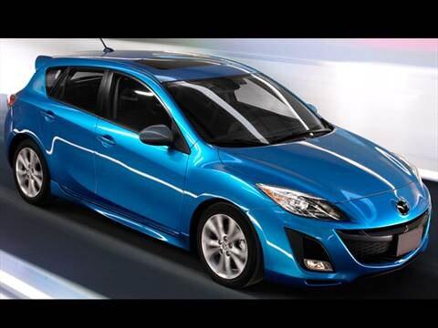 2011 Mazda MAZDA3 s Grand Touring Hatchback 4D  photo