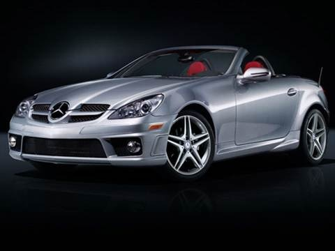 2011 Mercedes-Benz SLK-Class SLK300 Roadster 2D  photo