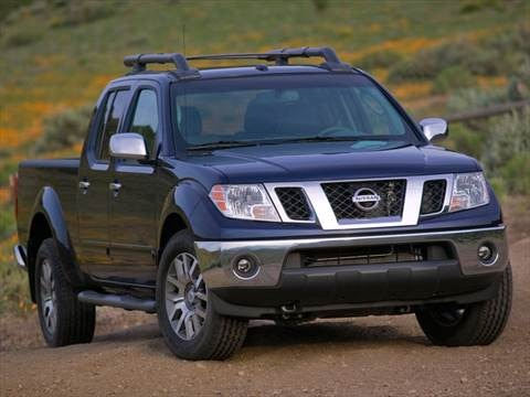 2011 Nissan Frontier Crew Cab SV Pickup 4D 5 ft  photo