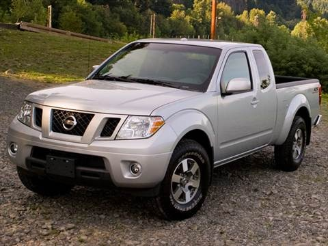 2011 Nissan Frontier King Cab S Pickup 2D 6 ft  photo