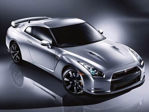 2011 Nissan GT-R Premium Coupe 2D  photo