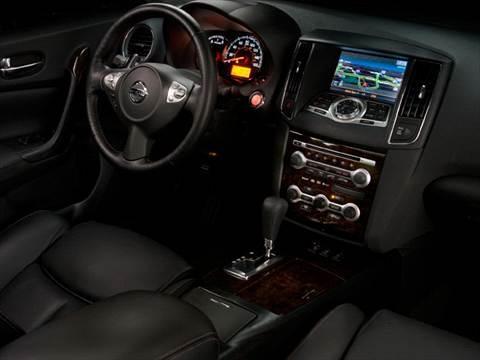 2011 Nissan Maxima S Sedan 4D  photo