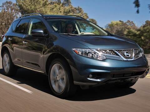 2011 Nissan Murano S Sport Utility 4D  photo