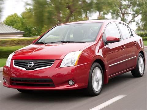 2011 Nissan Sentra Sedan 4D  photo