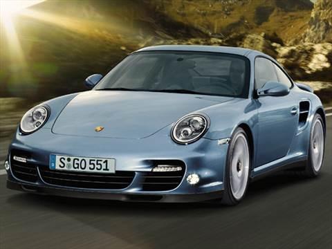 2011 Porsche 911 Turbo S Coupe 2D  photo