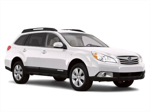 2011 Subaru Outback 2.5i Wagon 4D  photo
