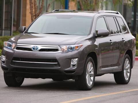 2011 Toyota Highlander Hybrid Sport Utility 4D  photo