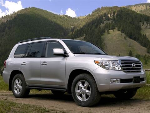 2011 Toyota Land Cruiser Sport Utility 4D  photo