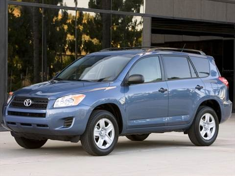 2011 Toyota RAV4 Sport SUV 4D  photo