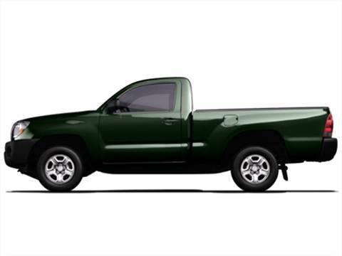 2011 Toyota Tacoma Regular Cab Pickup 2D 6 ft  photo