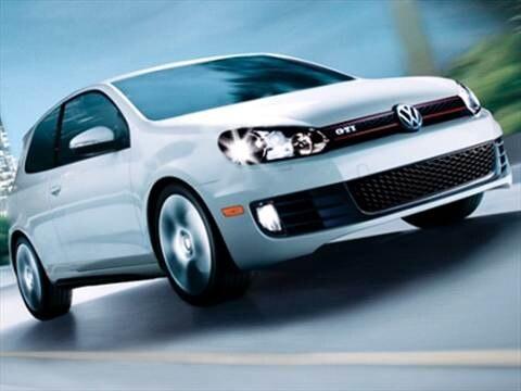 2011 Volkswagen GTI 2.0T Hatchback Coupe 2D  photo