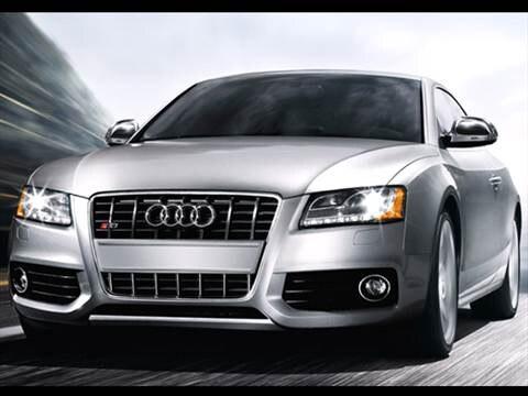 2012 Audi S5 Quattro Coupe 2D  photo