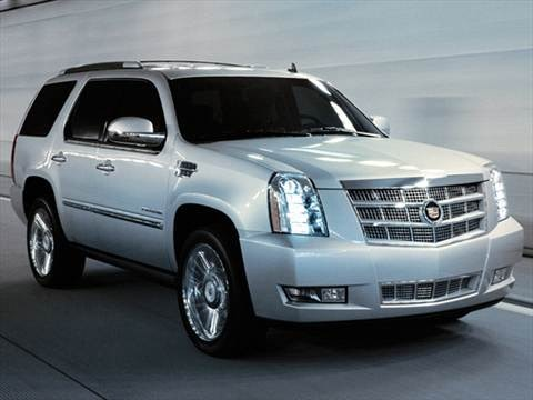 2012 Cadillac Escalade Sport Utility 4D  photo