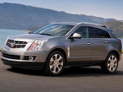 2012 Cadillac SRX Sport Utility 4D  photo