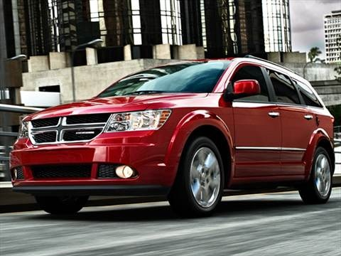 2012 Dodge Journey American Value Package Sport Utility 4D  photo