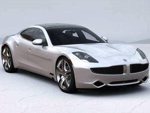 2012 Fisker Karma EcoChic Sedan 4D  photo