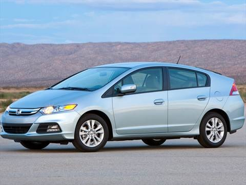 2012 Honda Insight Hatchback 4D  photo