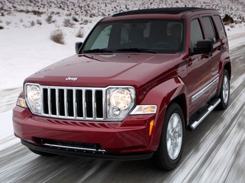 Top 10 Holiday Car Deals for 2011 - 2012 Jeep Liberty