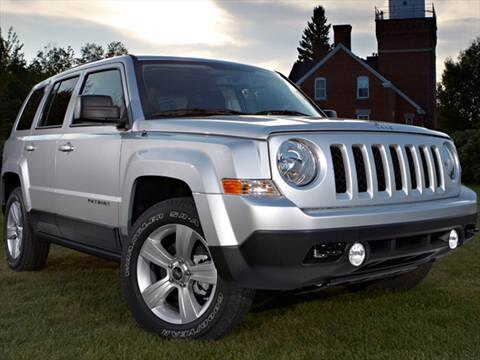 2012 Jeep Patriot Sport SUV 4D  photo