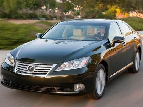 2012 Lexus ES ES 350 Sedan 4D  photo
