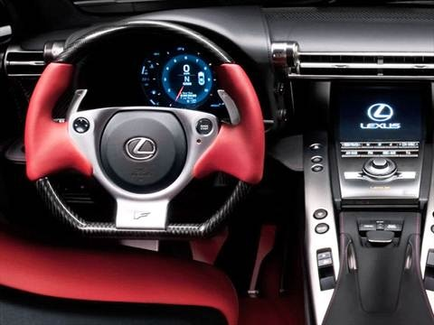 2012 Lexus LFA Coupe 2D  photo