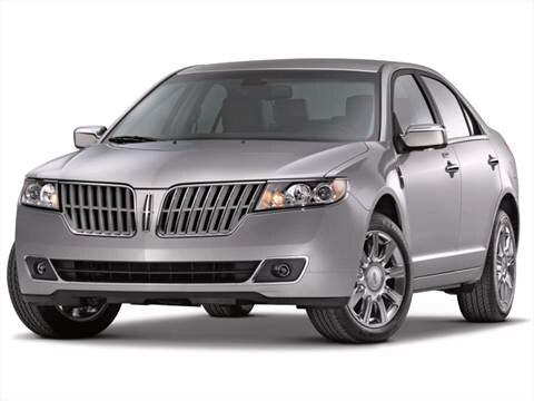 2012 Lincoln MKZ Sedan 4D  photo