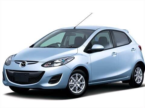 10 Used Cars You Should Buy New - 2012 Mazda MAZDA2