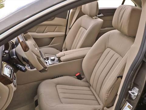 2012 Mercedes-Benz CLS-Class CLS550 Coupe 4D  photo