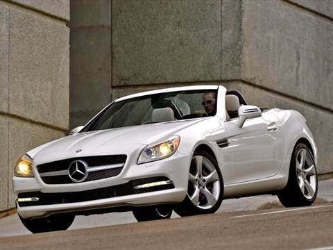 2012 Mercedes-Benz SLK-Class SLK250 Roadster 2D  photo