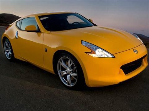 2012 Nissan 370Z Coupe 2D  photo
