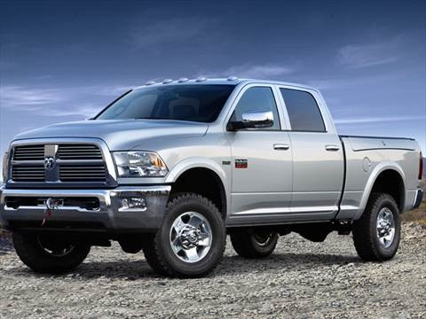 2012 Ram 3500 Crew Cab SLT Pickup 4D 6 1/3 ft  photo