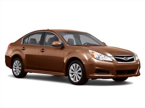2012 Subaru Legacy 2.5i Sedan 4D  photo