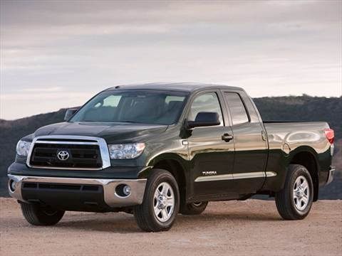 2012 Toyota Tundra Double Cab Pickup 4D 6 1/2 ft  photo