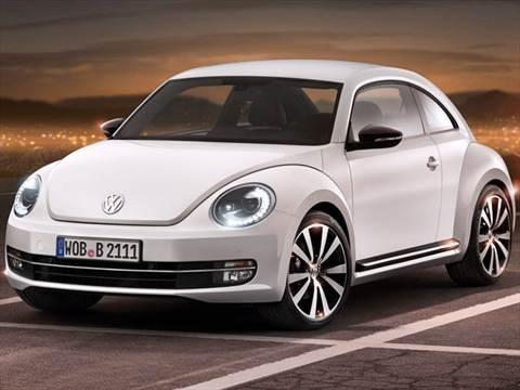 2012 Volkswagen Beetle Hatchback 2D  photo