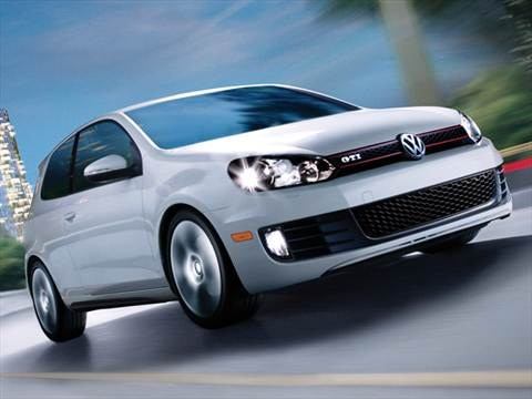 2012 Volkswagen GTI 2.0T Hatchback Coupe 2D  photo