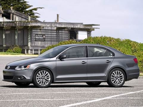 2012 Volkswagen Jetta 2.0L Sedan 4D  photo