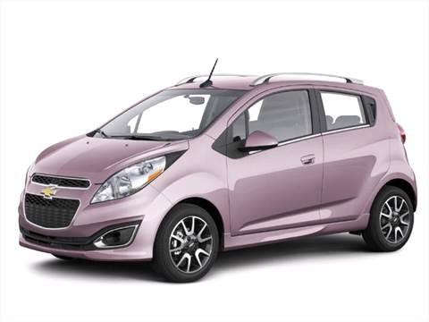 2013 Chevrolet Spark LS Hatchback 4D  photo