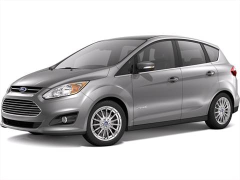 2013 Ford C-MAX Hybrid SE Wagon 4D  photo