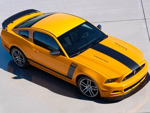 2013 Ford Mustang Boss 302 Coupe 2D  photo