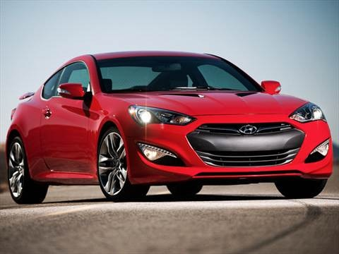 2013 Hyundai Genesis Coupe 2.0T Coupe 2D  photo