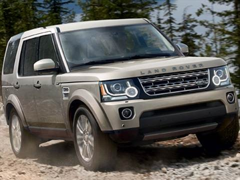 2014 Land Rover LR4 4-door   Sport Utility photo