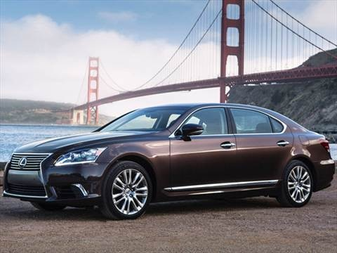 2014 Lexus LS 4-door LS 600h L  Sedan photo