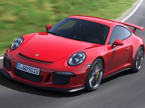 2014 Porsche 911 2-door GT3  Coupe photo