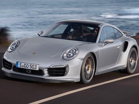2014 Porsche 911 2-door Turbo S  Coupe photo