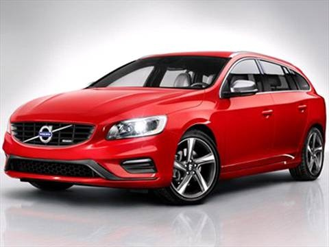 2015 Volvo V60 4-door T6 R-Design  Wagon photo