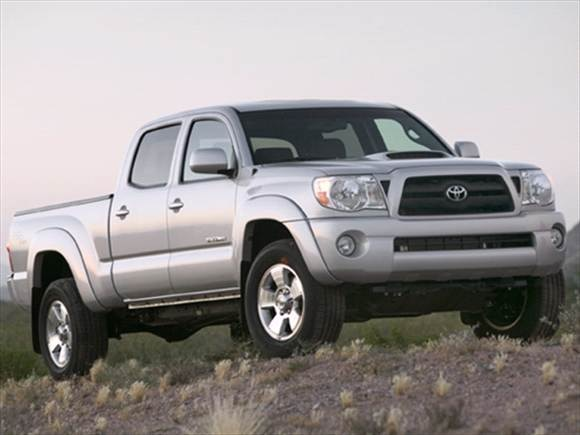 Used 2008 Toyota Tacoma 4x4 Double Cab w/ SR5 Package